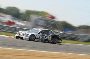 © Octane Photographic Ltd. 2011. DTM Round 7– Brands Hatch. Practice 2. Friday 2nd September 2011. Digital Ref : 0172CB7D1676
