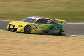 © Octane Photographic Ltd. 2011. DTM Round 7– Brands Hatch. Practice 2. Friday 2nd September 2011. Digital Ref : 0172CB7D1797