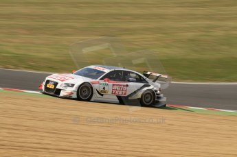 © Octane Photographic Ltd. 2011. DTM Round 7– Brands Hatch. Practice 2. Friday 2nd September 2011. Digital Ref : 0172CB7D1841