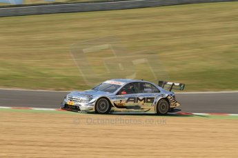 © Octane Photographic Ltd. 2011. DTM Round 7– Brands Hatch. Practice 2. Friday 2nd September 2011. Digital Ref : 0172CB7D1667