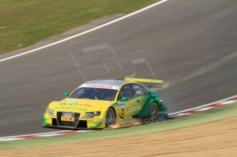 © Octane Photographic Ltd. 2011. DTM Round 7– Brands Hatch. Practice 2. Friday 2nd September 2011. Digital Ref : 0172CB7D1947