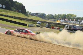 © Octane Photographic Ltd. 2011. DTM Round 7– Brands Hatch. Practice 2. Friday 2nd September 2011. Digital Ref : 0172CB7D2137