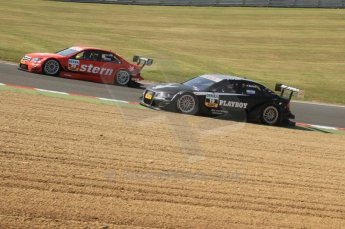 © Octane Photographic Ltd. 2011. DTM Round 7– Brands Hatch. Practice 2. Friday 2nd September 2011. Digital Ref : 0172CB7D2151