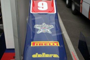 © Octane Photographic Ltd. 2011. European Formula1 GP, Friday 24th June 2011. GP2 Practice. Sam Bird - iSport International. Digital Ref: 0082CB1D6147
