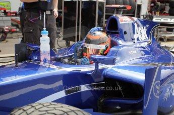 © Octane Photographic Ltd. 2011. European Formula1 GP, Friday 24th June 2011. GP2 Practice. Max Chilton - Carlin. Digital Ref: 0082CB1D6226