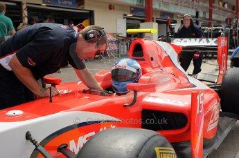 © Octane Photographic Ltd. 2011. European Formula1 GP, Friday 24th June 2011. GP2 Practice. Jolyon Palmer - Arden International. Digital Ref: 0082CB1D6229