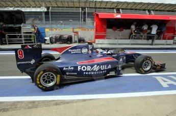 © Octane Photographic Ltd. 2011. European Formula1 GP, Friday 24th June 2011. GP2 Practice. GP2 Practice. Sam Bird - iSport International. Digital Ref: 0082CB1D6269
