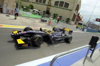 © Octane Photographic Ltd. 2011. European Formula1 GP, Friday 24th June 2011. GP2 Practice. Luca Filipi - Super Nova Racing. Digital Ref: 0082CB1D6319