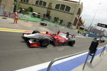 © Octane Photographic Ltd. 2011. European Formula1 GP, Friday 24th June 2011. GP2 Practice. Kevin Ceccon - Scuderia Coloni. Digital Ref: 0082CB1D6331