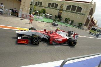 © Octane Photographic Ltd. 2011. European Formula1 GP, Friday 24th June 2011. GP2 Practice. Kevin Ceccon - Scuderia Coloni. Digital Ref: 0082CB1D6332
