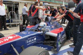 © Octane Photographic Ltd. 2011. European Formula1 GP, Friday 24th June 2011. GP2 Practice. Sam Bird - iSport International. Digital Ref: 0082CB1D6444