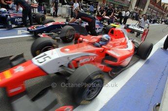 © Octane Photographic Ltd. 2011. European Formula1 GP, Friday 24th June 2011. GP2 Practice. Jolyon Palmer - Arden International. Digital Ref: 0082CB1D6480