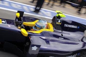 © Octane Photographic Ltd. 2011. European Formula1 GP, Friday 24th June 2011. GP2 Practice. Luca Filipi - Super Nova Racing. Digital Ref: 0082CB1D6528