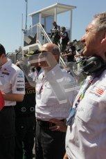 © Octane Photographic Ltd. 2011. European Formula1 GP, Sunday 26th June 2011. F1 Paddock Sunday. Peter Sauber - Sauber F1 Team Digital Ref:  0089CB1D9519