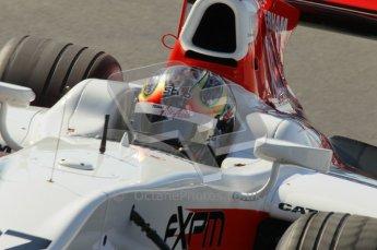 © Octane Photographic Ltd. 2011. European Formula1 GP, Sunday 26th June 2011. GP2 Sunday race. Davide Valsecchi - Caterham Team AirAsia. Digital Ref:  0090CB1D9021