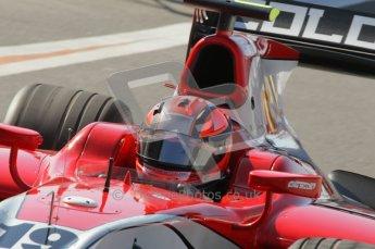© Octane Photographic Ltd. 2011. European Formula1 GP, Sunday 26th June 2011. GP2 Sunday race. Luca Filippi - Scuderia Coloni. Digital Ref:  0090CB1D9027