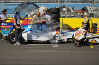 © Octane Photographic Ltd. 2011. European Formula1 GP, Sunday 26th June 2011. GP2 Sunday race. Giedo Van Der Garde - Barwa Addax Team. Digital Ref: 0090CB1D9127