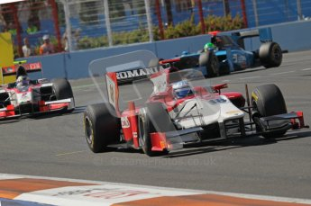 © Octane Photographic Ltd. 2011. European Formula1 GP, Sunday 26th June 2011. GP2 Sunday race. Michael Herck - Scuderia Coloni. Digital Ref:  0090CB1D9196