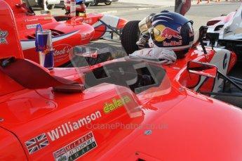 © Octane Photographic Ltd. 2011. European Formula1 GP, Sunday 26th June 2011. GP3 Sunday race. Lewis Williamson - MW Arden. Digital Ref:  0091CB1D8479