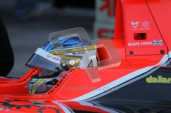 © Octane Photographic Ltd. 2011. European Formula1 GP, Sunday 26th June 2011. GP3 Sunday race. Adrian Quaife-Hobbs - Marussia Manor Racing. Digital Ref:  0091CB1D8514