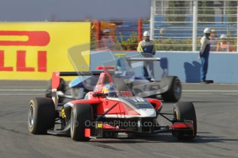 © Octane Photographic Ltd. 2011. European Formula1 GP, Sunday 26th June 2011. GP3 Sunday race. Adrian Quaife-Hobbs - Marussia Manor Racing. Digital Ref:  0091CB1D8582