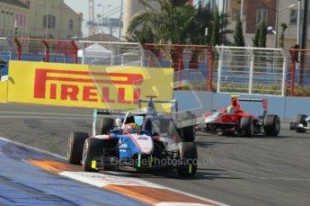 © Octane Photographic Ltd. 2011. European Formula1 GP, Sunday 26th June 2011. GP3 Sunday race. Maxim Zimim - Jenzer Motorsport. Digital Ref:  0091CB1D8718