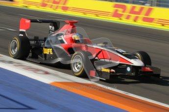 © Octane Photographic Ltd. 2011. European Formula1 GP, Sunday 26th June 2011. GP3 Sunday race. Adrian Quaife-Hobbs - Marussia Manor Racing. Digital Ref:  0091CB1D8785