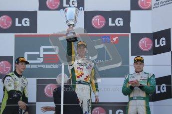 © Octane Photographic Ltd. 2011. European Formula1 GP, Sunday 26th June 2011. GP3 Sunday race, James Calado. Digital Ref:  0091CB1D8908