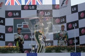 © Octane Photographic Ltd. 2011. European Formula1 GP, Sunday 26th June 2011. GP3 Sunday race. James Calado - Lotus ART. Digital Ref: 0091CB1D8923
