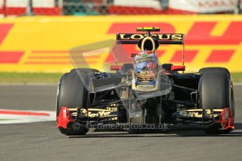 © Octane Photographic Ltd. 2011. Formula 1 World Championship – Italy – Monza – 9th September 2011 – Free practice 1 – Digital Ref :  0173CB1D1759