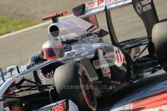 © Octane Photographic Ltd. 2011. Formula 1 World Championship – Italy – Monza – 9th September 2011 – Rubens Barrichello, Williams FW33 -  Free practice 1 – Digital Ref :  0173CB1D2169
