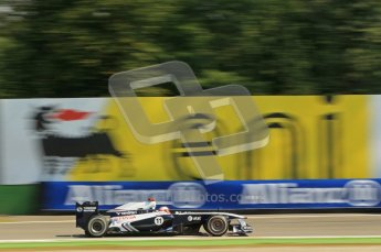 © Octane Photographic Ltd. 2011. Formula 1 World Championship – Italy – Monza – 9th September 2011 – Free practice 2, Williams FW33 - Rubens Barrichello – Digital Ref :  0174CB1D2323