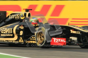 © Octane Photographic Ltd. 2011. Formula 1 World Championship – Italy – Monza – 10th September 2011, Bruno Senna, Renault R31 – Free practice 3 – Digital Ref : 0175CB1D2564