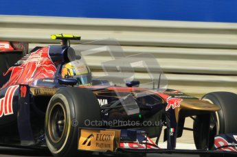 © Octane Photographic Ltd. 2011. Formula 1 World Championship – Italy – Monza – 10th September 2011, Jamie Algursuari, Toro Rosso STR6 – Free practice 3 – Digital Ref :  0175CB1D2594
