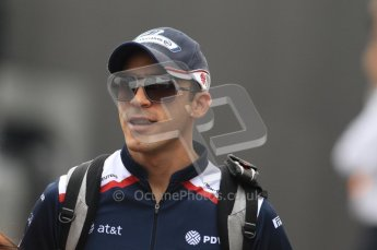 © Octane Photographic Ltd. 2011. Formula 1 World Championship – Italy – Monza – 10th September 2011 - Pastor Maldonado, Williams – Free practice 3 – Digital Ref :  0175CB7D6657