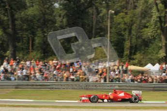 © Octane Photographic Ltd. 2011. Formula 1 World Championship – Italy – Monza – 10th September 2011 – Qualifying – Digital Ref :  0176CB1D3000
