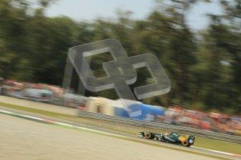 © Octane Photographic Ltd. 2011. Formula 1 World Championship – Italy – Monza – 10th September 2011 – Qualifying – Digital Ref : 0176CB1D3112