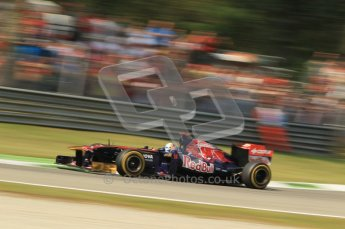 © Octane Photographic Ltd. 2011. Formula 1 World Championship – Italy – Monza – 10th September 2011 – Qualifying – Digital Ref :  0176CB1D3139