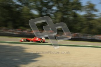 © Octane Photographic Ltd. 2011. Formula 1 World Championship – Italy – Monza – 10th September 2011 – Qualifying – Digital Ref :  0176CB1D3198