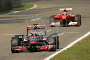 © Octane Photographic Ltd. 2011. Formula 1 World Championship – Italy – Monza – 10th September 2011 – Qualifying – Digital Ref :  0176CB7D6950