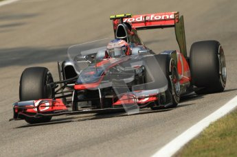 © Octane Photographic Ltd. 2011. Formula 1 World Championship – Italy – Monza – 10th September 2011 – Qualifying – Digital Ref :  0176CB7D7025