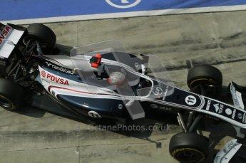 © Octane Photographic Ltd. 2011. Formula 1 World Championship – Italy – Monza – 10th September 2011 – Qualifying – Digital Ref : 0176LW7D6224