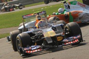 © Octane Photographic Ltd. 2011. Formula 1 World Championship – Italy – Monza – 11th September 2011 – Race – Digital Ref : 0177CB7D7938