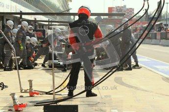 © Octane Photographic Ltd. 2011. Formula 1 World Championship – Italy – Monza – 11th September 2011 – Race – Digital Ref :  0177CB7D8178