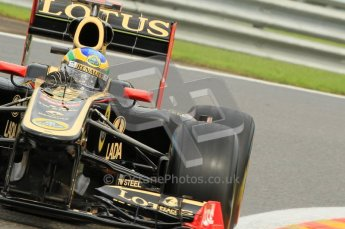 © Octane Photographic Ltd. 2011. Formula One Belgian GP – Spa – Friday 26th August 2011 – Free Practice 2. Digital Reference : 0164CB1D7875