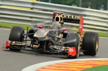 © Octane Photographic Ltd. 2011. Formula One Belgian GP – Spa – Friday 26th August 2011 – Free Practice 2. Digital Reference : 0164CB1D7890