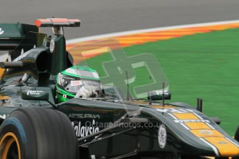 © Octane Photographic Ltd. 2011. Formula One Belgian GP – Spa – Friday 26th August 2011 – Free Practice 2. Digital Reference : 0164LW7D2752