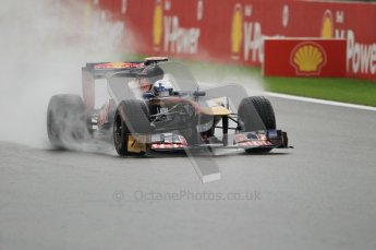 © Octane Photographic Ltd. 2011. Formula One Belgian GP – Spa – Saturday 27th August 2011 – Free Practice 3. Digital Reference : 0165CB1D0588