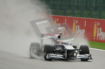 © Octane Photographic Ltd. 2011. Formula One Belgian GP – Spa – Saturday 27th August 2011 – Free Practice 3. Digital Reference : 0165CB1D0621