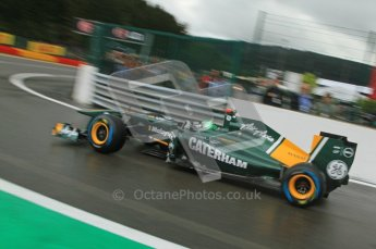 © Octane Photographic Ltd. 2011. Formula One Belgian GP – Spa – Saturday 27th August 2011 – Free Practice 3. Digital Reference : 0165CB1D0196